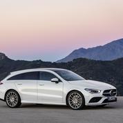 Mercedes CLA Shooting Brake, toujours plus d'espace