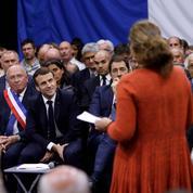 Grand débat: à Gréoux-les-Bains, l'écologie se fait une place dans les discussions