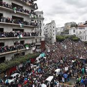 Algérie: les impressionnantes images de la mobilisation contre Bouteflika
