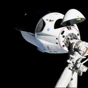Succès historique pour SpaceX avec le retour de la capsule Crew Dragon