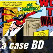 La case BD: Je suis Captain Marvel ,les secrets de la plus puissante des super-héroïnes