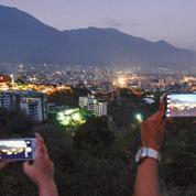 Venezuela: la longue plongée dans le noir