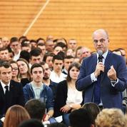 Climat: Blanquer lance des débats pour retenir les élèves dans les lycées