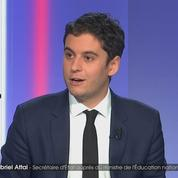 Attal: Macron «tirera les enseignements» du grand débat lors d'une «expression mi-avril»