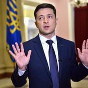 Élection en Ukraine: un vent de «dégagisme» dans un contexte géopolitique tendu