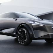 Nissan IMQ, l'essence en renfort de l'électricité