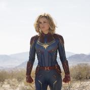 Box-office: Captain Marvel en tête des classements nord-américain et français