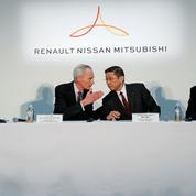 Nommé président de l'Alliance, Senard a renoué le lien Renault-Nissan