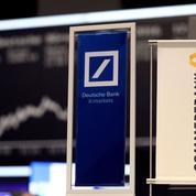 Projet de fusion Deutsche Bank-Commerzbank
