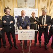 Les Territoires unis mettent en garde Macron contre la «déconcentration»