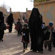 Syrie: la France n'envisage pas de rapatrier les enfants de djihadistes