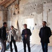 La Fondation Lee Ufan au cœur d'Arles
