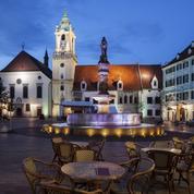 Visite de Bratislava, invitée d'honneur de Livre Paris