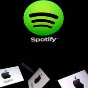 Apple répond à l'attaque de Spotify