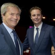 Vincent Bolloré confie les clés de son empire à son fils Cyrille