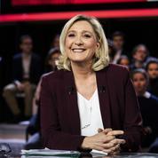 Ce qu'il faut retenir de «L'Émission politique» de Marine Le Pen