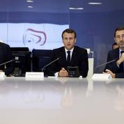 «Gilets jaunes»: Emmanuel Macron a écourté son séjour au ski