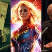 Rebelles, Captain Marvel, Vice ... Notre sélection de films à voir au Printemps du cinéma