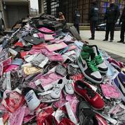 La contrefaçon explose en Europe