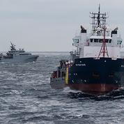 Grande America :les côtes françaises épargnées jusqu'à la semaine prochaine