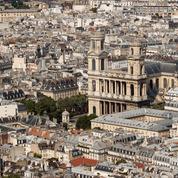 Vitraux et porte endommagés: bilan des dégradations à l'église Saint-Sulpice à Paris
