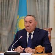 Au Kazakhstan, la démission en trompe-l'œil de Noursoultan Nazarbaïev
