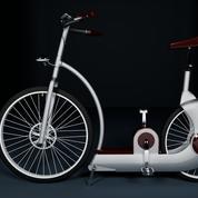 U-feel, le vélo électrique qui roule sans batterie