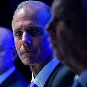 Sous pression, le PDG de Boeing tente de rassurer sur la sécurité de ses appareils