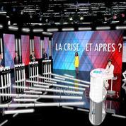Le dispositif de BFMTV pour son grand débat «La crise, et après?»