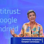 Publicité en ligne: l'Europe condamne Google à une amende de 1,49 milliard d'euros