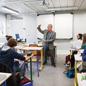Au lycée international de Saint-Germain-en-Laye, une «école monde» pour les élèves bilingues