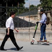 Comment Paris veut faire la guerre aux véhicules en libre-service