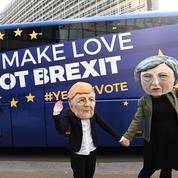 Brexit: les Vingt-Sept accordent deux options à Londres