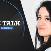 Lydia Guirous, invitée du Talk