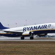 Grèves à Ryanair: pas d'indemnités pour les passagers retardés en 2018