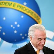 L'ex-président brésilien Michel Temer arrêté pour corruption