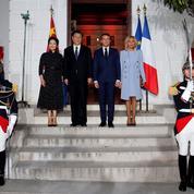 Emmanuel Macron prône un partenariat équilibré avec Pékin