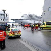 Norvège: après avoir frôlé le drame, le paquebot Viking Sky à bon port