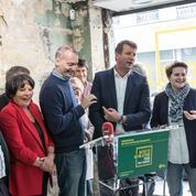 Européennes: Jadot revendique le flambeau écologiste