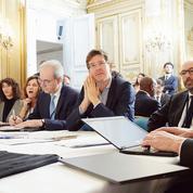 Européennes: avec sa liste composite, LREM met en avant l'élargissement de la majorité