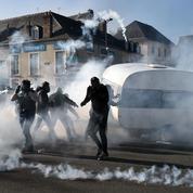 Au Mans, la bataille des forains tourne à l'affrontement avec les forces de l'ordre