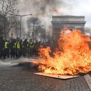Acte XX: les «gilets jaunes signataires» veulent manifester sur les Champs-Élysées
