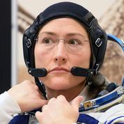 La sortie spatiale 100% féminine annulée faute de combinaison taille M