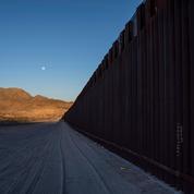 Le Pentagone débloque un milliard de dollars pour le mur de Trump