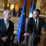 Qui furent les ministres en charge de l'Europe et que sont-ils devenus?