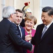 «Convergences» euro-chinoises à l'Élysée