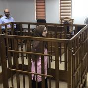 La fille d'une djihadiste française condamnée à perpétuité rapatriée d'Irak