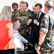 Mobilisation générale pour l'intégration en entreprise des militaires blessés