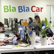 BlaBlaCar réduit les émissions de CO2 en remplissant les voitures