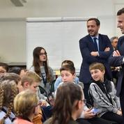 Emmanuel Macron explique la crise des «gilets jaunes» aux enfants